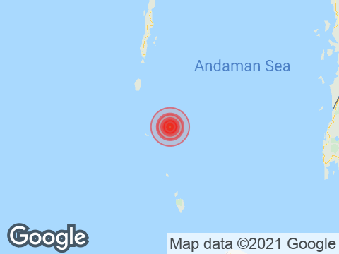 4.1-Magnitude Earthquake Strikes Andaman And Nicobar Island