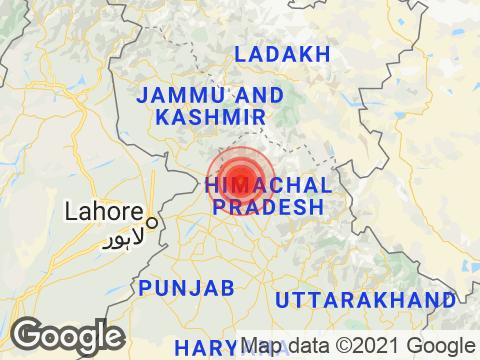 Earthquake In Himachal Pradesh With Magnitude 4.2 Strikes Near Dharamshala