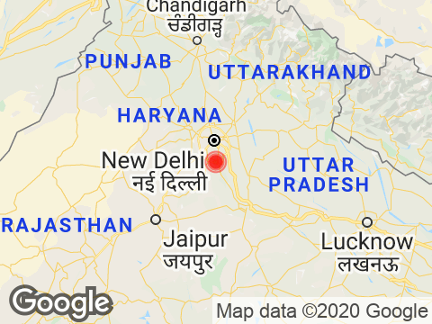 Mild Earthquake Strikes Haryana's Faridabad