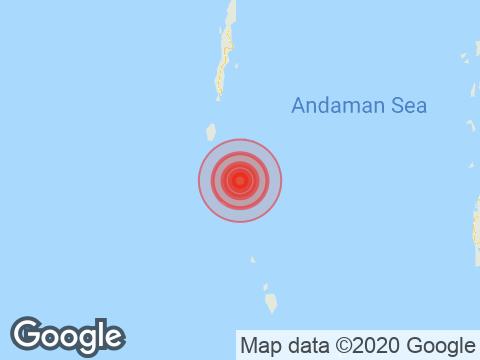 4.7 Earthquake Strikes Near Port Blair In Andaman And Nicobar Islands