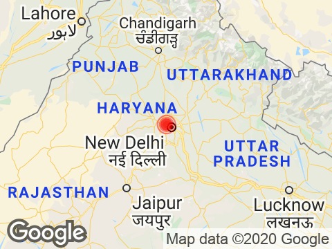 Earthquake With Magnitude 2.3 Strikes Near Delhi