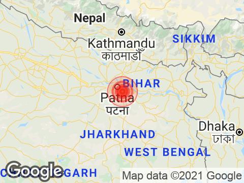 Earthquake In Bihar With Magnitude 3.5 Strikes Near Nalanda