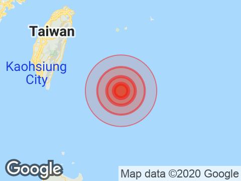 Earthquake With Magnitude 5.4 Strikes Near Taipei, Taiwan