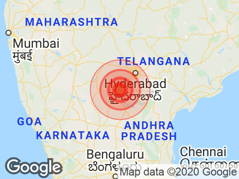 5.2 Magnitude Earthquake Strikes 107 km From Hyderabad