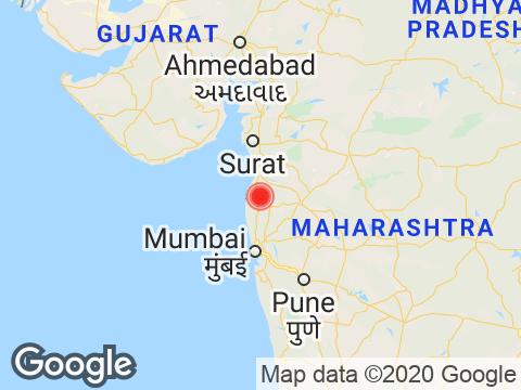 Maharashtra में Nashik के निकट रिक्टर पैमाने पर 2.3 तीव्रता वाले भूकंप के झटके
