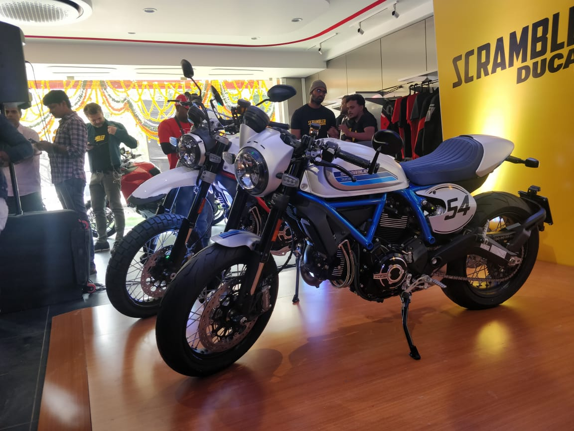 2019 Ducati Scrambler India Launch Highlights: Price, Images