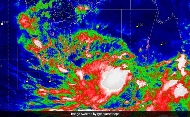 Cyclone Fani Live Updates: Fani Likely To Intensify Into