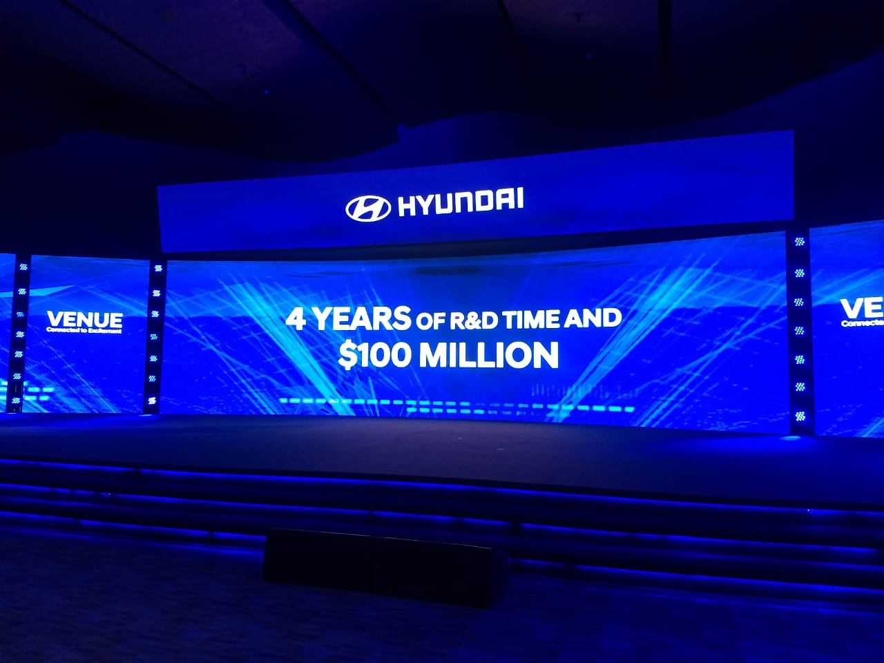 Hyundai Venue India Launch Highlights: Price, Specifications