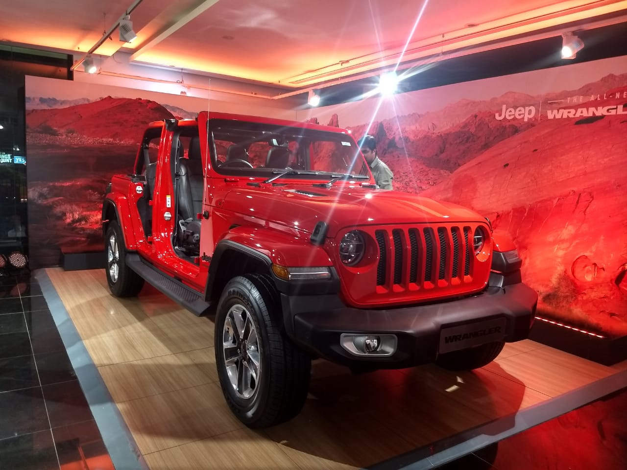 New Generation Jeep Wrangler India Launch Live Updates