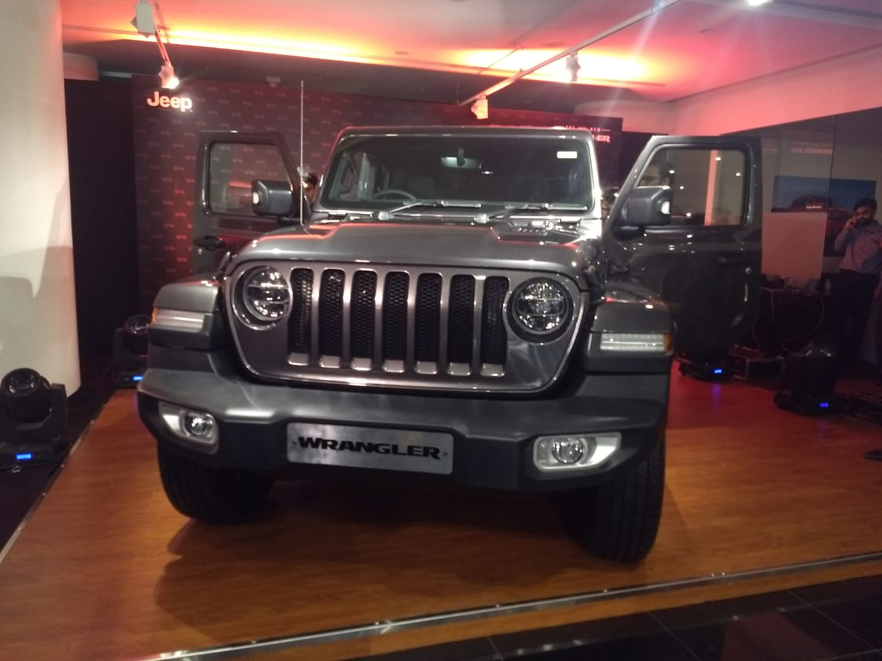New Generation Jeep Wrangler India Launch Live Updates: Prices
