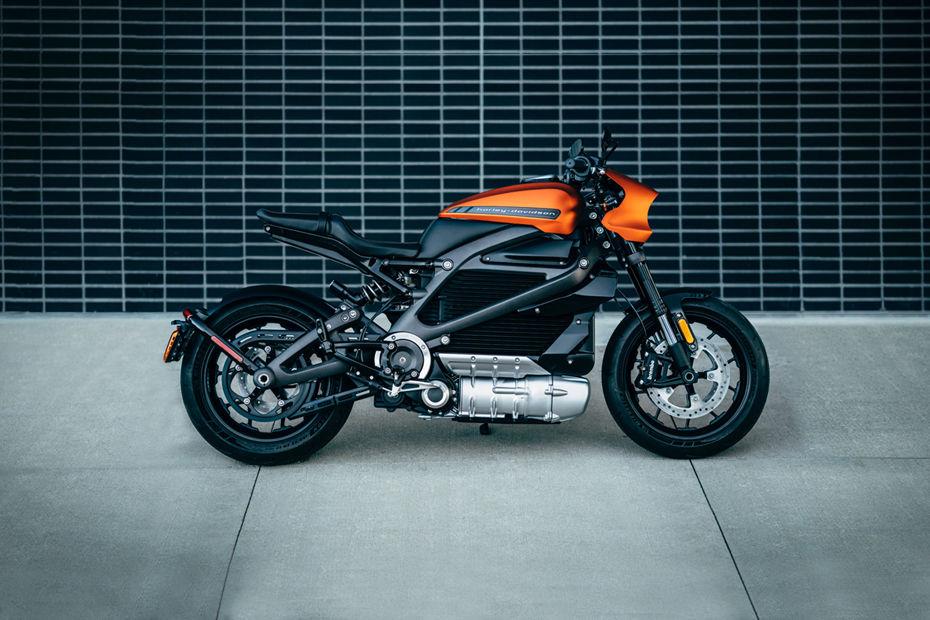 Harley-Davidson LiveWire India Unveil Live Updates