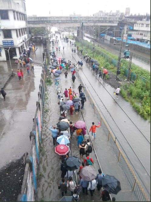 Mumbai Rain Live Updates: Red Alert Issued, Civic Body Asks