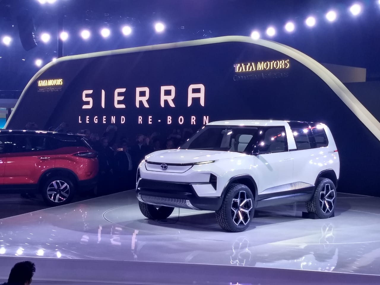 2020 - [Inde] Auto Expo - The Motor Show 2020 637164921443763726