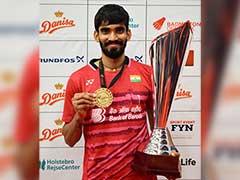 Kidambi Srikanth Blows Away Lee, Wins Denmark Open In 25 Minutes