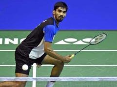 Denmark Open: Kidambi Srikanth Beats Wong Wing Ki Vincent To Enter Final