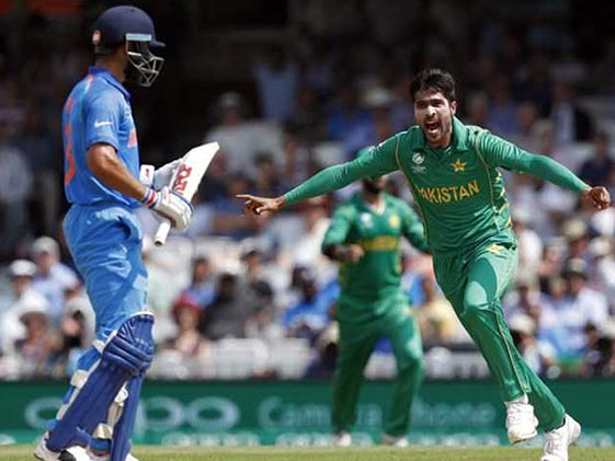 Kohli Terms Amir As 'One Of The Toughest Bowlers To Play'