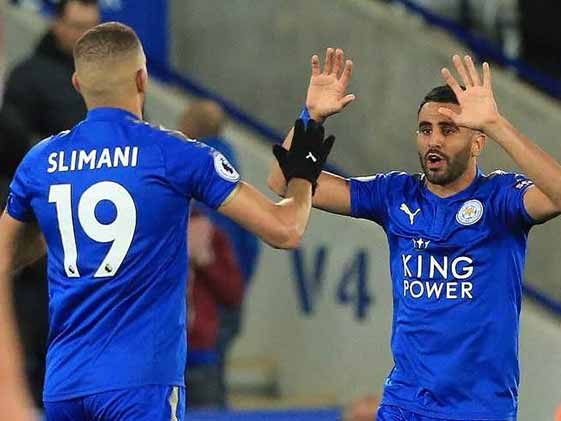 Premier League: Mahrez Snatches Draw For Struggling Leicester