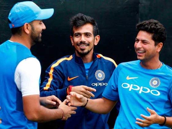 Kuldeep, Chahal Not Afraid Of Making Tactical Changes: Rohit