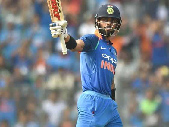 Virat Kohli Smashes 31st Hundred In His 200th ODI