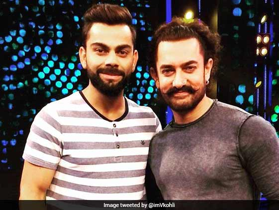 Here's One Technique That Kohli Is Keen To Learn From Aamir Khan