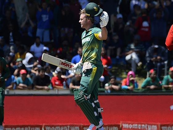 2nd ODI: De Villiers Leads SA To 104-Run Win Over Bangladesh