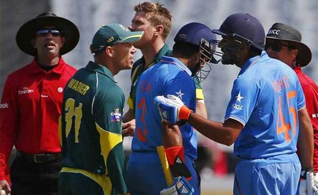 David Warner Tells Why He Asked Rohit Sharma To 'Speak English'