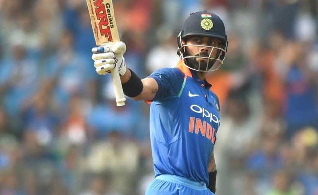 Milestone Man Virat Kohli Now Second Only To Sachin Tendulkar In ODIs