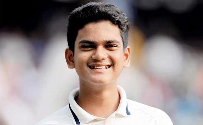 How Mumbai's U-14 All-Rounder Aayush Zimre Stole Virat Kohli's Thunder