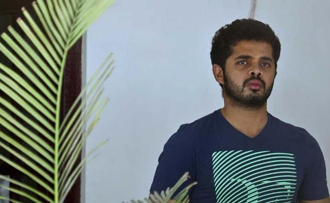 Kerala High Court Restores Life Ban Imposed On Cricketer Sreesanth