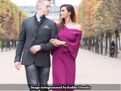 Aashka Goradia And Brent Goble's Fairytale Pre-Wedding Photoshoot