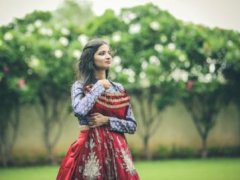 Want To Reuse Your Mom's Lehenga Or Saree? Here's Some Help
