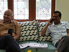 """Big Victory For People Of Delhi"": Arvind Kejriwal On Top Court Judgment"