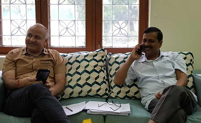 'Big Victory For People Of Delhi': Arvind Kejriwal On Top Court Judgment