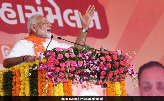 Gujarat 'Eyesore' For Congress, Nehru-Gandhi Family, Says PM: 10 Points