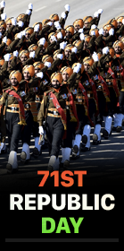 Watch Live: Many Firsts In This Year's Parade For 71st Republic Day