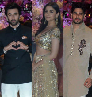 When Alia Reportedly Met Rumoured Ex Sidharth At Ambani Party