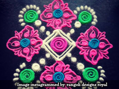 20 Easy Rangoli Designs You Should Try Out This Diwali