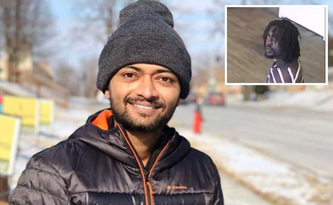तेलंगाना के छात्र की US के कंसास में हत्या, संदिग्ध का CCTV फुटेज जारी, रखा 10 हजार डॉलर का ईनाम