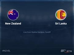 Sri Lanka vs New Zealand Live Score, Over 26 to 30 Latest Cricket Score, Updates
