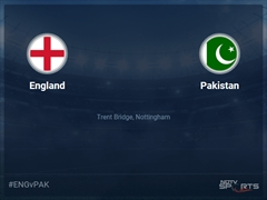 Pakistan vs England Live Score, Over 46 to 50 Latest Cricket Score, Updates