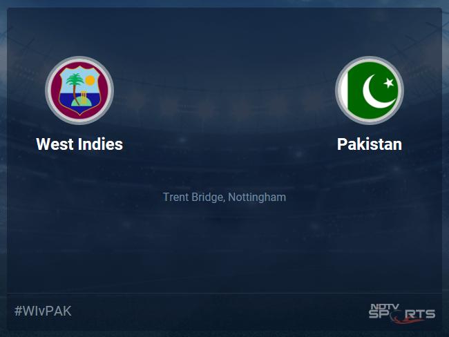 Pakistan vs West Indies Live Score, Over 11 to 15 Latest Cricket Score, Updates