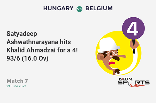SA vs IND: Match 8: Andile Phehlukwayo hits Yuzvendra Chahal for a 4! South Africa 96/5 (23.4 Ov). CRR: 4.05
