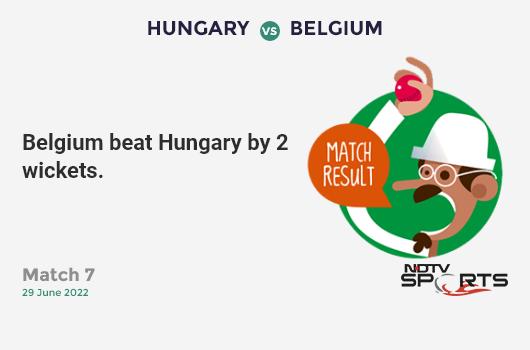 BAN vs NZ: Match 9: Mushfiqur Rahim hits Colin de Grandhomme for a 4! Bangladesh 71/2 (16.4 Ov). CRR: 4.26