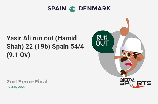 AUS vs PAK: Match 17: It's a SIX! Hassan Ali hits Glenn Maxwell. Pakistan 189/6 (32.4 Ov). Target: 308; RRR: 6.87