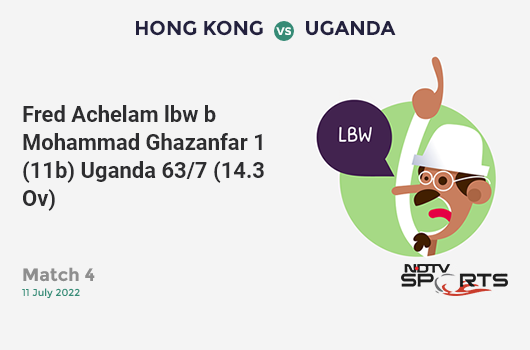 ENG vs AUS: Match 32: WICKET! Eoin Morgan c Pat Cummins b Mitchell Starc 4 (7b, 1x4, 0x6). इंग्लैंड 26/3 (5.5 Ov). Target: 286; RRR: 5.89