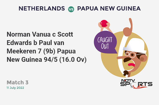 ENG vs AUS: Match 32: Jonny Bairstow hits Jason Behrendorff for a 4! England 30/3 (6.5 Ov). Target: 286; RRR: 5.93