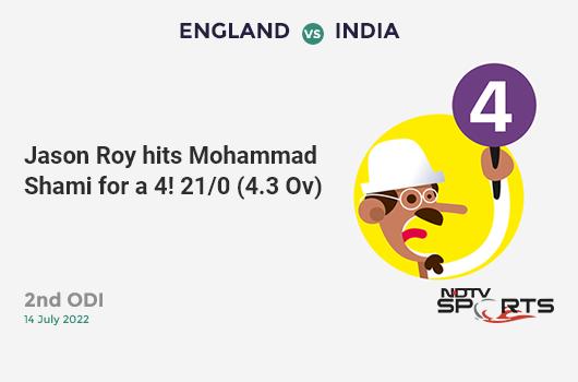SL vs WI: Match 39: Angelo Mathews hits Fabian Allen for a 4! Sri Lanka 240/3 (38.4 Ov). CRR: 6.20