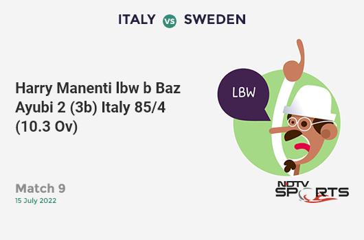 BAN vs IND: Match 40: Mohammad Saifuddin hits Hardik Pandya for a 4! Bangladesh 223/6 (39.1 Ov). Target: 315; RRR: 8.49