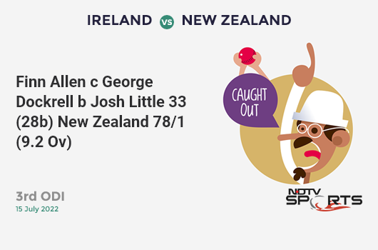 ENG vs NZ: Match 41: Eoin Morgan hits Trent Boult for a 4! England 263/6 (45.1 Ov). CRR: 5.82