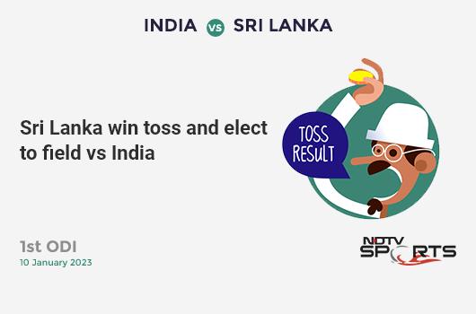 IND vs WI: 3rd ODI: Nicholas Pooran hits Navdeep Saini for a 4! West Indies 246/4 (45.2 Ov). CRR: 5.42